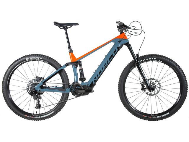 """Norco Bicycles Sight VLT C1 29"""", blauw/oranje"""